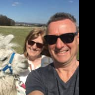 Profile image for pet sitters Lorraine & Lawrence