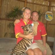 Profile image for pet sitters Daniel  & Maria