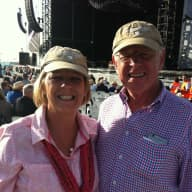 Profile image for pet sitters Rosie & John