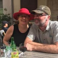 Profile image for pet sitters Maree & Paul