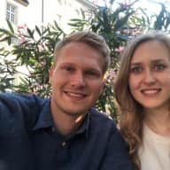 Profile image for pet sitters Benjamin & Katharina