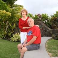 Profile image for pet sitters Bill & Ginger & Ginger