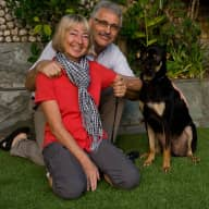 Profile image for pet sitters Monique & Allan