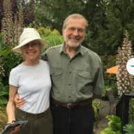 Profile image for pet sitters Gretchen & Lawrence