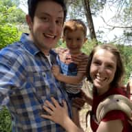 Profile image for pet sitters Emily & Jason