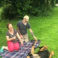 Profile image for pet sitters Andy & Sharon