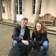 Profile image for pet sitters Arabella & Steve