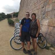 Profile image for pet sitters Carolyn & Mike