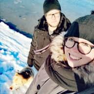 Profile image for pet sitters Clara Zoe & Jan-lars