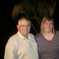 Profile image for pet sitters Bronwyn & Roger