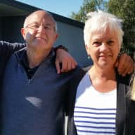 Profile image for pet sitters Ros & Peter