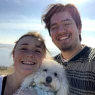Profile image for pet sitters Alfonso & Kelty