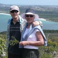 Profile image for pet sitters Rosemary & Geoff