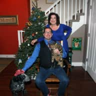 Profile image for pet sitters Amy & Chris