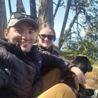 Profile image for pet sitters Brodin and Danielle & Danielle