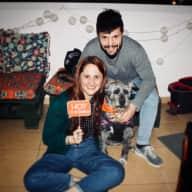 Profile image for pet sitters Lucas & Vanesa