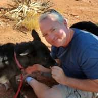 Profile image for pet sitter Brett