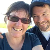 Profile image for pet sitters Robyn & Christopher