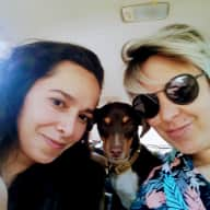 Profile image for pet sitters Daniela & Andrea