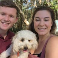 Profile image for pet sitters Haylee & Shane