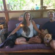 Profile image for pet sitters Melissa & Jeffrey