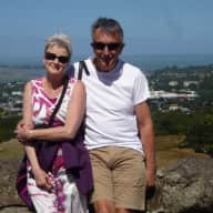 Profile image for pet sitters Marion & Christopher