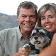 Profile image for pet sitters Alison & Barry