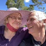 Profile image for pet sitters Gail & Kevin