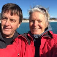 Profile image for pet sitters Jackie & Mark
