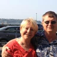 Profile image for pet sitters Irene & Robert