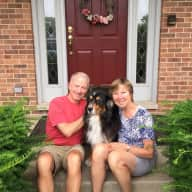 Profile image for pet sitters David & Ruth