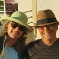Profile image for pet sitters Jacqueline & Peter