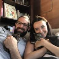 Profile image for pet sitters Sarah & Steve