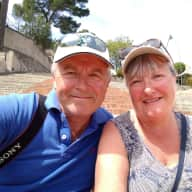 Profile image for pet sitters Sue & Steve