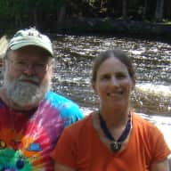 Profile image for pet sitters Eugenia & Bruce