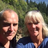 Profile image for pet sitters Paul & Sharon