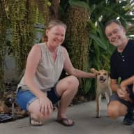 Profile image for pet sitters Nina & Erick