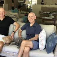 Profile image for pet sitters Ian & Lloyd