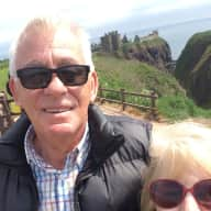 Profile image for pet sitters Heather & George
