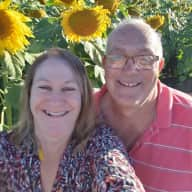 Profile image for pet sitters Leanne & Peter