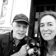 Profile image for pet sitters Ro & Andrew