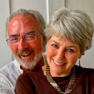 Profile image for pet sitters Andrew & Anita