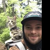 Profile image for pet sitter Caleb