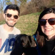 Profile image for pet sitters Natan & Ruth