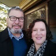 Profile image for pet sitters Marianne & Steve