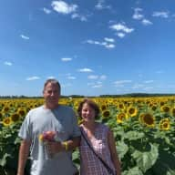 Profile image for pet sitters Laura & Ronald