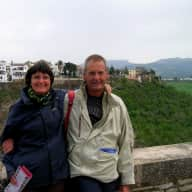 Profile image for pet sitters CAROLINE & Michel