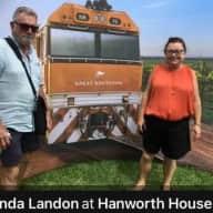 Profile image for pet sitters Linda & Ian