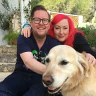 Profile image for pet sitters Cate & Mark