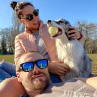 Profile image for pet sitters Mariana & Trevor